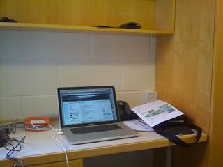 Campus Room in Aberystwyth