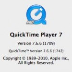 Quicktime upgrade wrecks iMovieHD function
